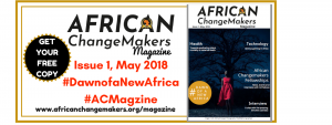 The Launching of African Changemakers Magazine – #ACMagazine