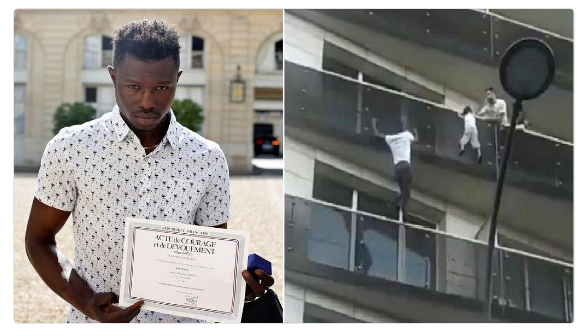 Mamoudou Gassama: Africa Spiderman & Changemakers.