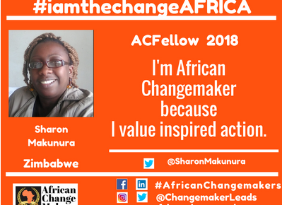 An insight into why merely being selected for the African Changemaker program meant so much.
