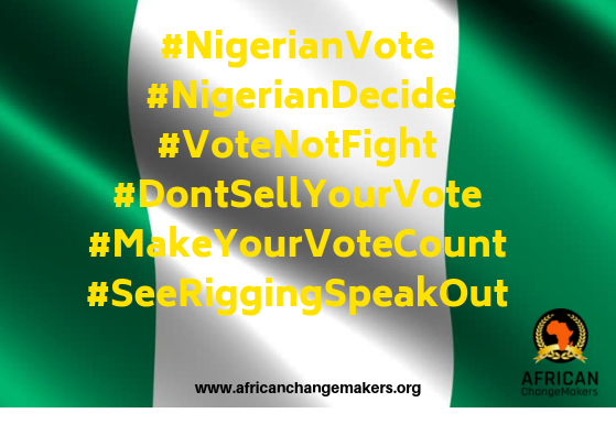 Nigeria Election 2019 – VOTE.